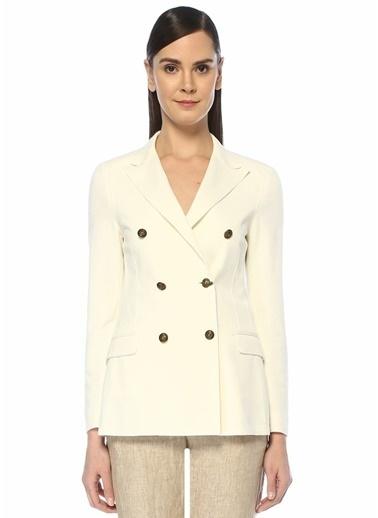 Eleventy Ceket Beyaz